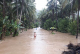 800 kepala keluarga terkena dampak banjir di Bolaang Mongondow Selatan