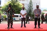 Panglima TNI-Kapolri dapat penghargaan karena berkontribusi majukan olahraga