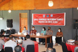 Tim Pembina Samsat Sulut bahas standar pelayanan sesuai ketetentuan