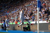 Manchester City menang tipis atas Leicester