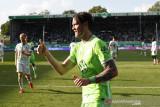 Liga Jerman : Wolfsburg jaga puncak klasemen selepas menang atas tim promosi