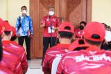 Gubernur Sulbar memotivasi atlet yang akan berlaga di PON Papua