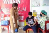 Sebanyak 5.000 anak di Minahasa Tenggara sudah divaksin COVID-19