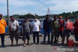 KM Tiga Putri 2 berhasil dievakuasi ke pelabuhan di  Minahasa Tenggara