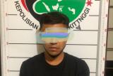 Polres Bukittinggi tangkap seorang pemuda saat hendak jual ganja