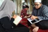 Pemuda disabilitas netra di Limapuluh Kota mendirikan enam pondok tahfidz