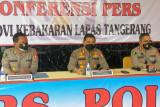 Dua jenazah korban kebakaran Lapas Tangerang teridentifikasi