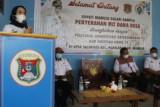 Bupati Mamuju sisir desa untuk salurkan BLT