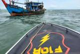 Bakamla tangkap kapal ikan Malaysia di Perairan Karimun Riau