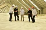 Mentan Syahrul Yasin Limpo kunjungi PKT pastikan stok dan kualitas pupuk