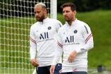 PSG siap turunkan Messi dan Neymar hadapi Brugge di Liga Champions
