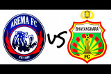 Bhayangkara FC imbangi Arema FC 1-1