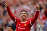 Ronaldo mengaku sangat gugup saat debut keduanya di MU