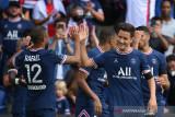 PSG paksa Clermont takluk 4-0