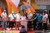 Gubernur Papua Lukas Enembe apresiasi konsistensi Presiden Jokowi terkait PON XX