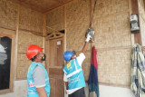 PLN berhasil listriki dusun terpencil di kaki Gunung Rinjani Lombok