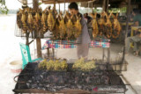 Menparekraf Sandiaga Uno mendorong desa wisata di Riau ekspor olahan ikan patin
