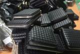 Perajin dompet di Lebak kewalahan penuhi permintaan pasar