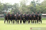 PON Papua-PSSI NTT tidak targetkan medali pada PON XX
