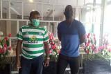 Pemain naturalisasi Mamadou Hady Barry bergabung ke PSMS Medan