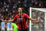 Dengan gaya rambut baru, Ibrahimovic bantu AC Milan tumbangkan Lazio