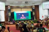 Menteri Nadiem minta ini pada civitas Unand agar lahir akademisi cerdas dan berkarakter