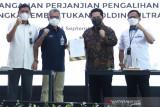 Menteri BUMN: Peresmian Holding UMi jadi tonggak sejarah ekonomi kerakyatan