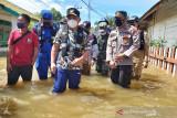 Gubernur Kalteng minta petugas sigap bantu masyarakat saat banjir dan pasca banjir