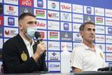 Liga 1 Indonesia : Alessio sebut tim sekelas Persija tak pantas imbang setelah unggul dua gol