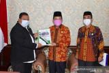 Junjung transparansi, Dompet Dhuafa Waspada serahkan laporan ke Kanwil Kemenag Sumut