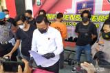 Polrestabes Makassar tangkap pelaku penculikan anak modus tukar beras