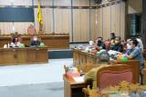 Rapat kompilasi DPRD sepakati perubahan APBD 2021