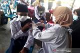 1.500 pelajar-santri Ponpes Baitussalam Prambanan divaksinasi