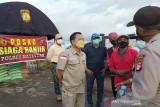 Bupati Katingan periksa ketersediaan makanan di dapur umum Tasik Payawan