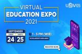 Universitas123 Virtual Education Expo 2021 Akan Hadir dengan Puluhan Universitas Ternama