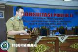 DLHK Majene gelar konsultasi publik untuk susun dokumen lingkungan hidup