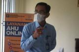 Kemenkumham Sulbar audit kepatuhan terhadap notaris di Pasangkayu