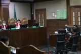 Eks penyidik KPK Stepanus Robin didakwa terima suap Rp11,5 miliar dari lima perkara