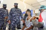 TNI AL upayakan kapal RS untuk vaksinasi warga di pulau-pulau