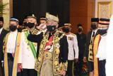 Raja Malaysiapimpin sidang parlemen pertama era PM Ismail Sabri