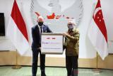 Indonesia-Singapura perkuat hubungan di era Pandemi COVID-19