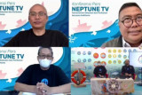 KKP-Telkom kerja sama luncurkan Neptune TV, kanal sektor bahari RI