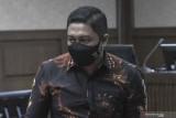 Mantan penyidik KPK Stepanus Robin didakwa terima suap Rp11,5 miliar