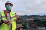 Pengerjaan bendungan Kuwil-Kawangkoan Sulut mencapai 85,97 persen
