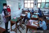 82 SD-SMP di Boyolali uji coba pembelajaran tatap muka