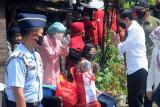 Kunjungan Presiden di Klaten