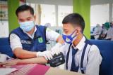 Musi Banyuasin targetkan vaksinasi COVID-19 mencakup  80 persen warga