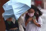 Badai Topan Chantu mendekati China