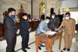 DPRD dan Pemkab Kapuas sepakati KUA-PPAS Perubahan 2021