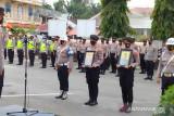 Terlibat narkoba dan tidak masuk dinas, dua personel Polres Solok Kota di PTDH